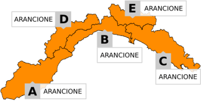 La Situazione Oltre Confine: Allerta Arancione a Ventimiglia dalla Mezzanotte di Oggi 10 Ottobre (nel comunicato l'elenco delle strutture chiuse).