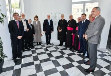 L'Agorà, la Nuova Casa Diocesana di Monaco