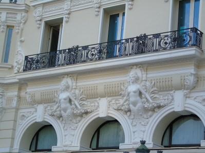 Monte Carlo Incendio stamane all'Hôtel de Paris