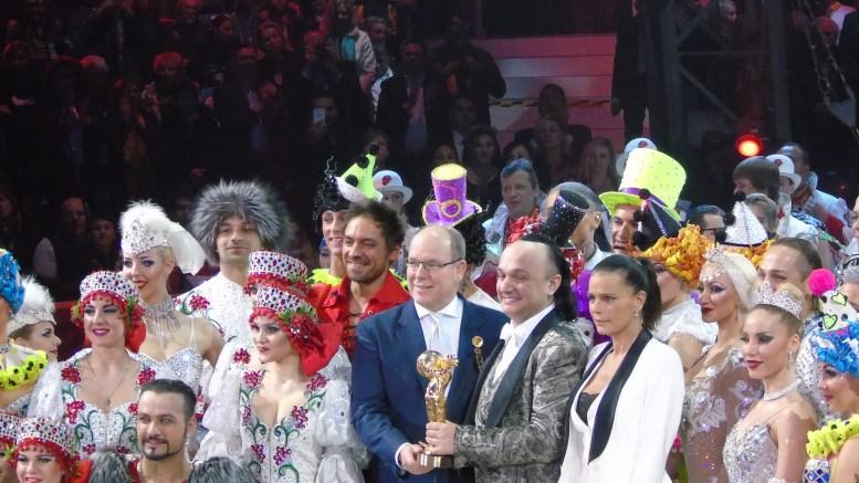 Festival del Circo di Monte Carlo: gli Artisti Premiati e gli Ultimi Show della 43esima Edizione