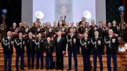 Monaco Celebra San Sebastiano, Patrono dei Carabinieri del Principe