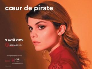 Coeur de pirate a Monte Carlo