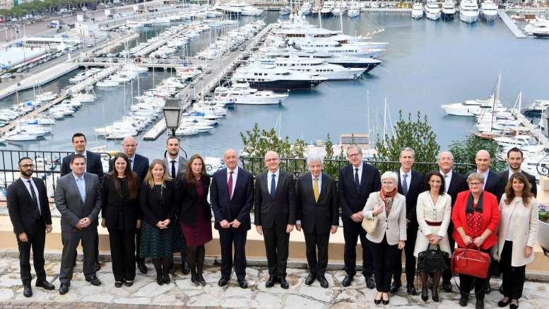 Delegazione UE in Visita a Monaco