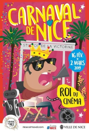 Carnevale di Nizza 2019