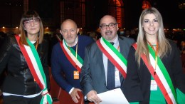 Sindaci Italiani delle località con la Bandiera Arancione a Monte Carlo per un Incontro sulla Sostenibilità