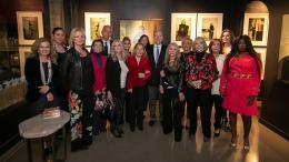A Monte Carlo Presentato il Calendario di 16 Donne Over 50, Firmato da Amedeo Turello