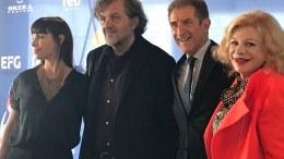Sandra Milo e i Grandi Nomi dello Spettacolo al Monte-Carlo Film Festival