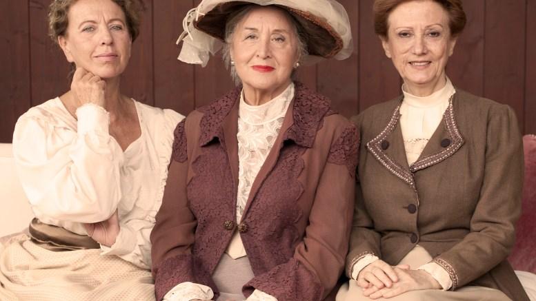 Con Paola Gassman a Monte Carlo il Volto delle Donne Durante la Grande Guerra