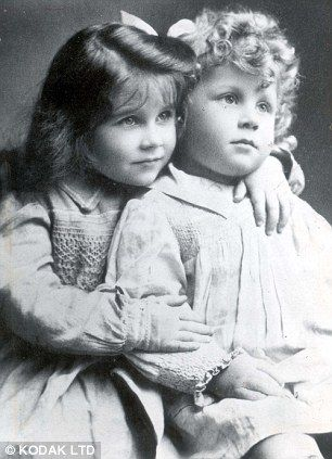 La Famiglia Reale Britannica a Bordighera