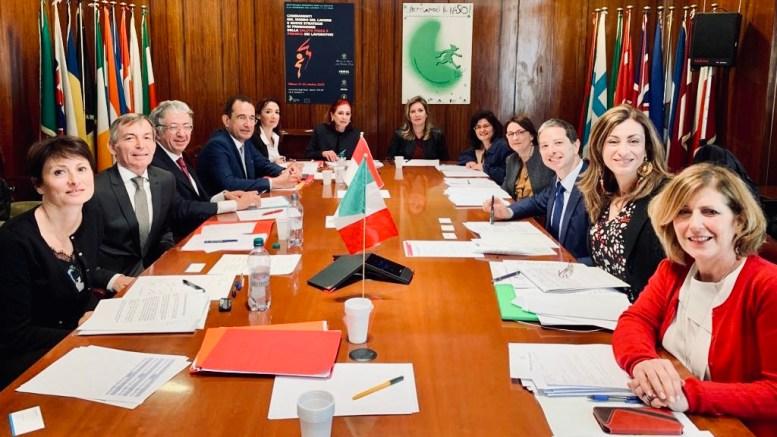 Riunione Bilaterale Monaco-Italia sul Telelavoro