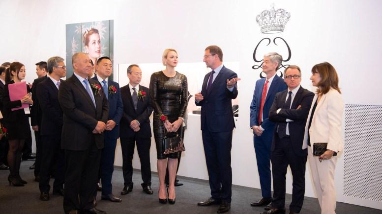 Grace Kelly a Macao, Prosegue la Mostra Inaugurata dalla Principessa Charlene