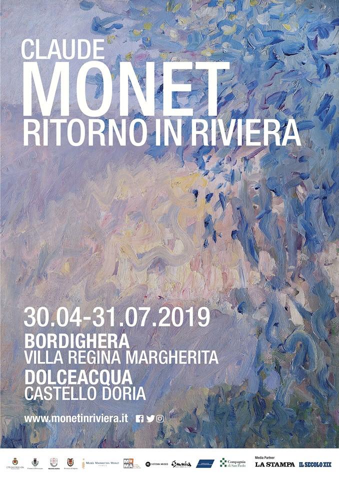 Claude Monet Ritorno In Riviera