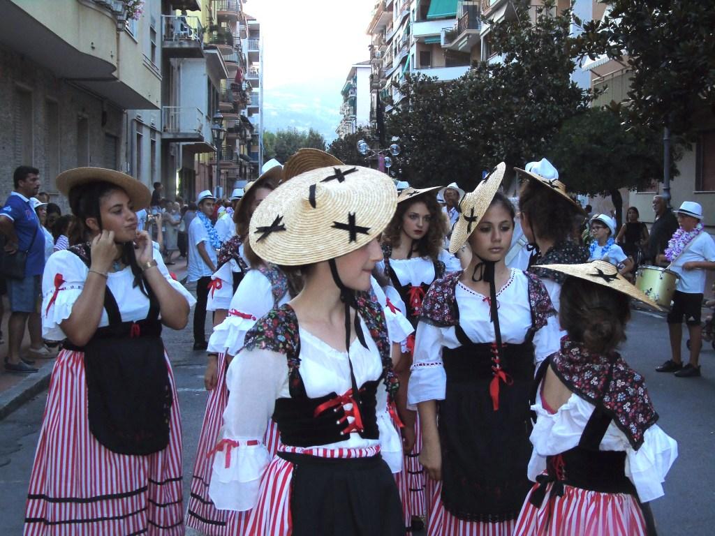 Ventimiglia fa Festa con la Battaglia di Fiori Kids