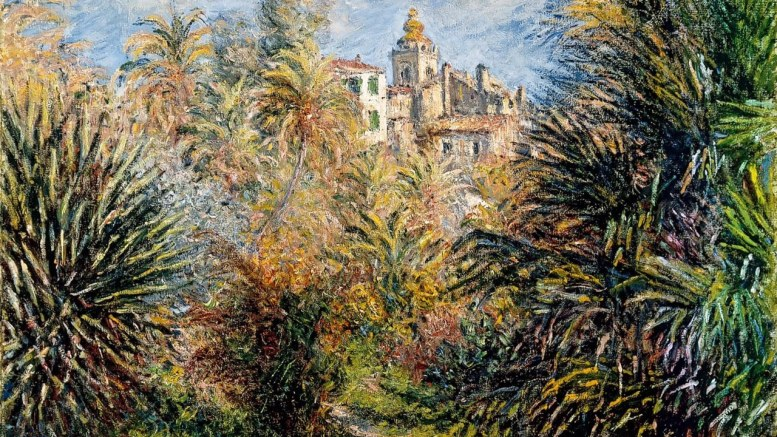 Bordighera: Passeggiate Teatrali e Menu nel Nome di Claude Monet