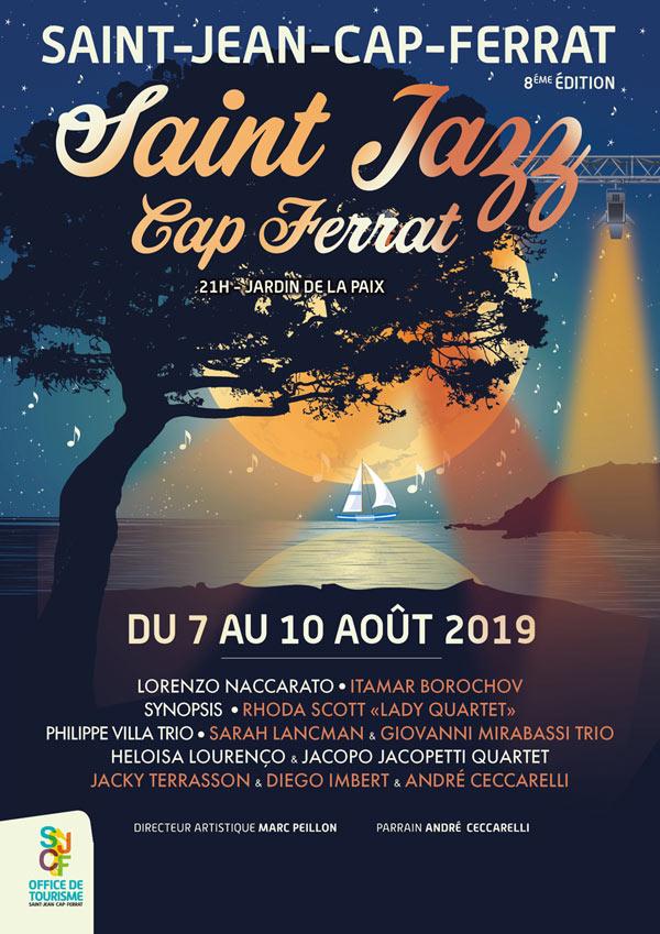 al Via l'Ottavo Festival Saint Jazz Cap Ferrat