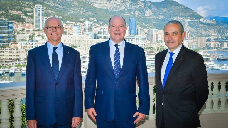 Nuovo Ambasciatore Francese a Monaco