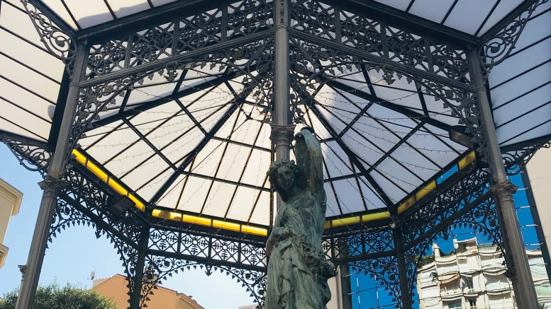 Monaco d'Altri Tempi: Chiosco della Musica di Piazza Théodore Gastaud