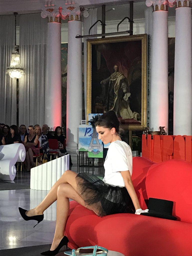 Settimana della Lingua Italiana: Successo della Sfilata d'Alta Moda al Negresco di Nizza