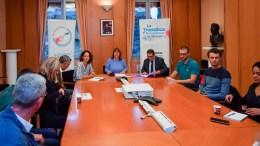 Monaco: Incontro della Missione per la Transizione Energetica con la Stampa