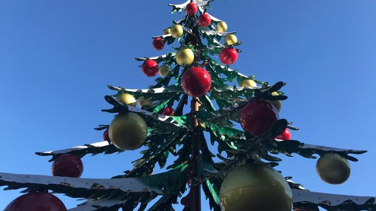 Bianco Natale nel Principato con il Villaggio sul Porto