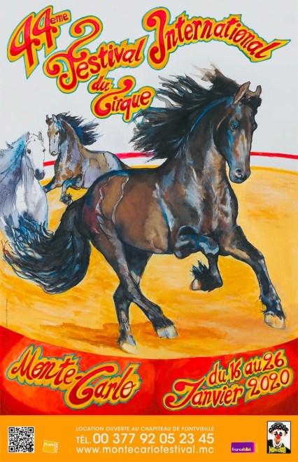 Torna il Festival del Circo di Monte Carlo: Posto d'Onore ad Acrobati e Cavalli