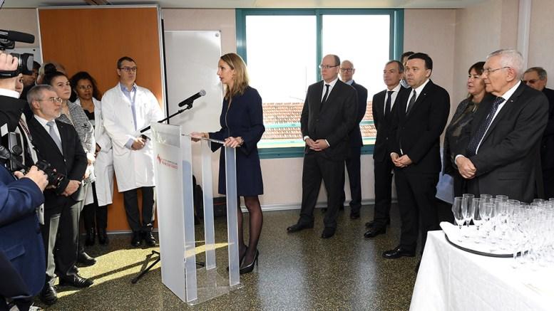 """Cerimonia d'Auguri al Personale Ospedaliero dell'Ospedale Princesse Grace: """"il 99,4% dei pazienti è soddisfatto delle cure ricevute"""""""