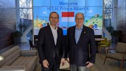 Sviluppo Sostenibile: Il Principe Alberto di Monaco Incontra i Dirigenti di Google