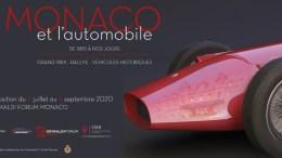 Monaco e l'Automobile, dal 1893 ad Oggi: Attesa la Mostra dell'Estate