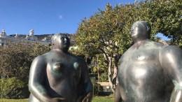 Passeggiando a Monte Carlo: le Sculture di Botero