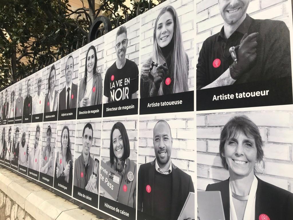 8 Marzo a Monte Carlo: in un'Opera Fotografica la Parità Donna Uomo