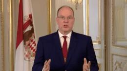 Coronavirus: Il Principe Alberto Annuncia la Data della Fine del Confinamento Stretto
