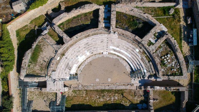 Riaprono il Museo dei Balzi Rossi e l'Area Archeologica di Nervia, nei Pressi del Confine con la Francia