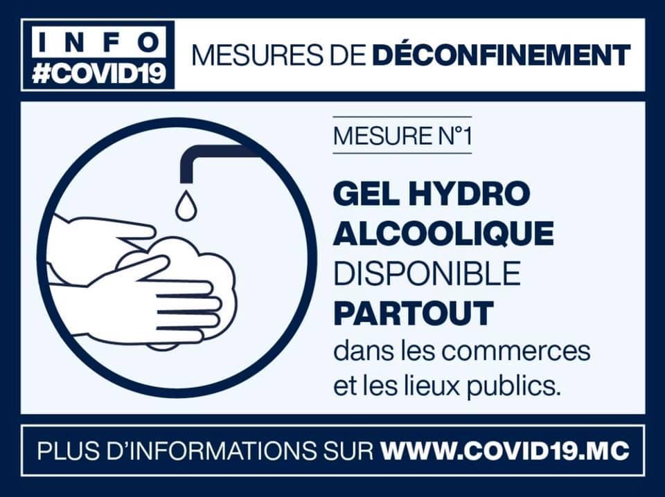 Un Nuovo Positivo al Covid-19 nel Principato di Monaco