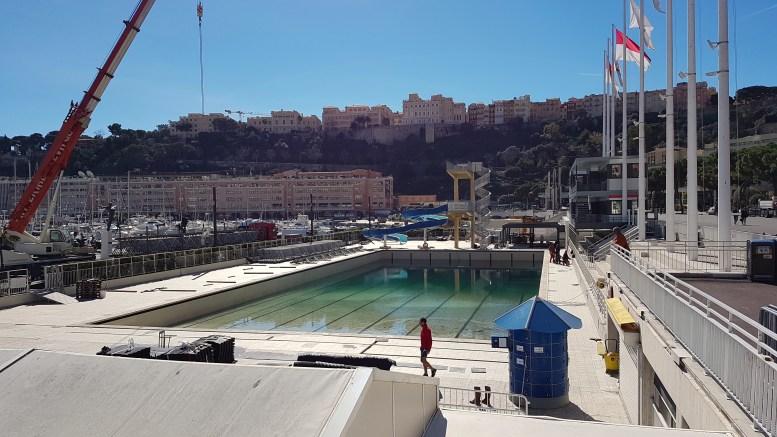 Estate nel Principato di Monaco: Riapre la Piscina Rainier III