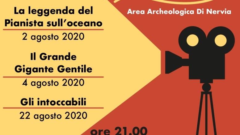 Cinema all'Aperto in Omaggio a Morricone e Musica Celtica al Teatro Romano di Ventimiglia
