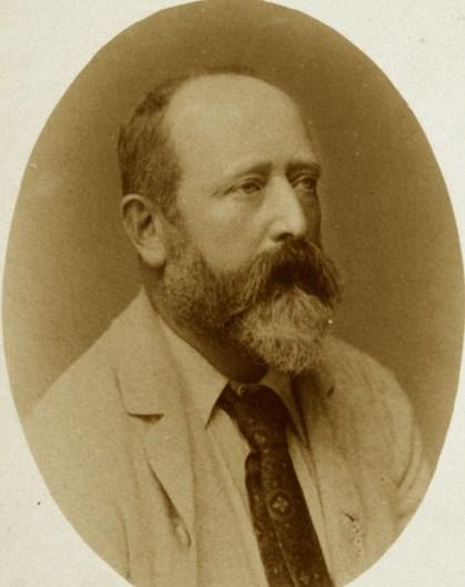 Clarence Bicknell, zio di Edward Berry