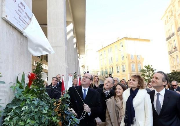 Via Padre Louis Frolla Monte Carlo
