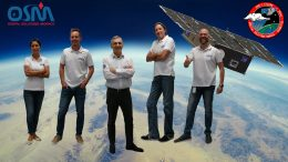 Lanciato il Primo Satellite Prodotto nel Principato di Monaco: Farà il Giro della Terra Ogni 90 Minuti