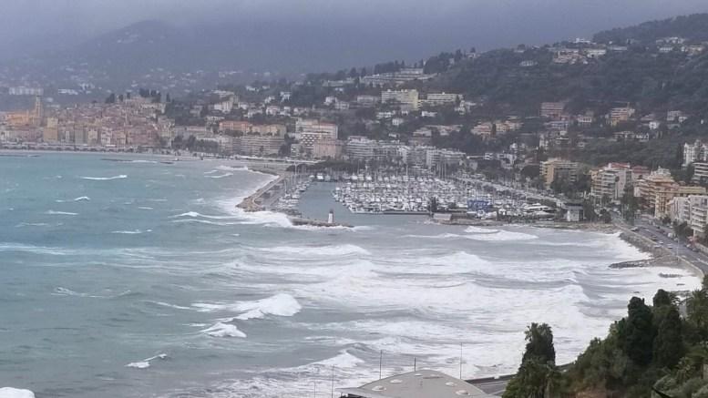 Tempesta Alex, Solidarietà del Principato di Monaco
