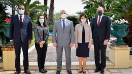 Nuovi ambasciatori a Monte Carlo