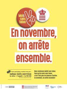 Novembre Mese Senza Tabacco Moi(s) Sans Tabac HD