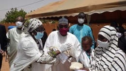 Coronavirus Aiuti d'Urgenza dalla Cooperazione Internazionale di Monaco