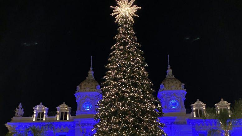 Albero Di Natale Monte Carlo 2020