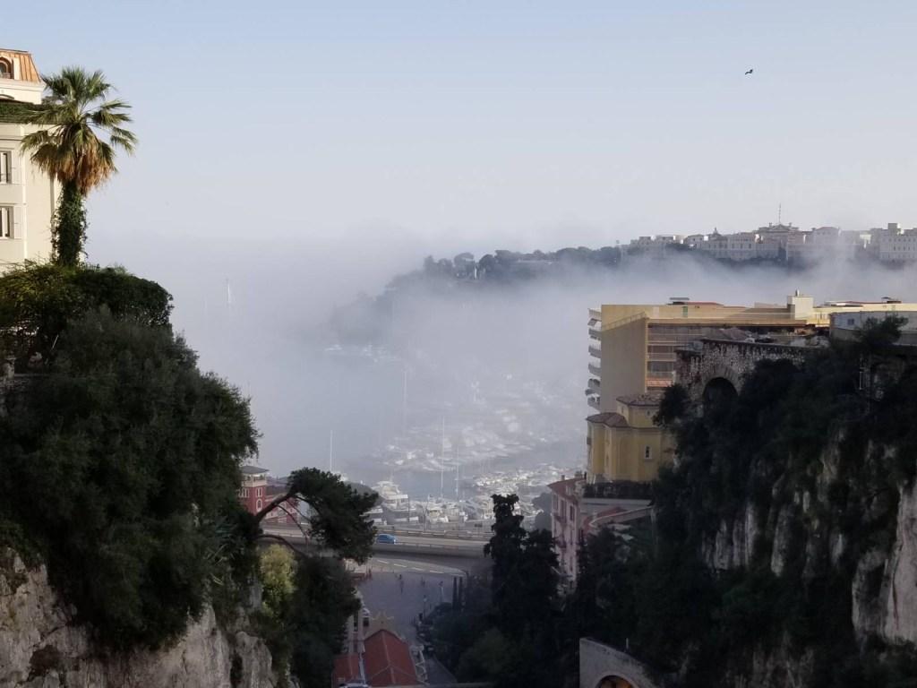 Effetto Nebbia A Monte Carlo