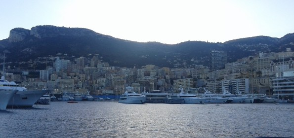 Sulla Diga di Monaco