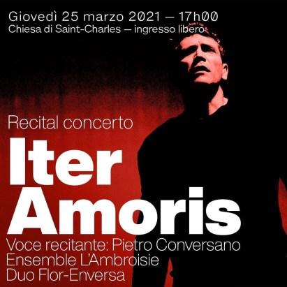 Iter Amoris: Monte Carlo Celebra i 700 anni dalla Morte di Dante