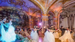 Il Gran Ballo dei Principi e delle Principesse a Monte Carlo