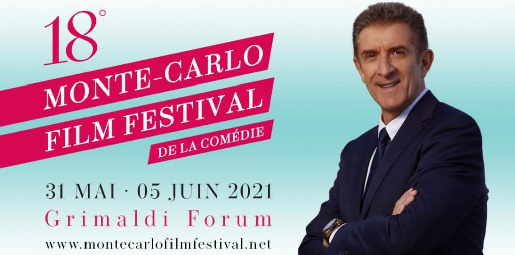 Star di Cinema e Tv Per il Monte-Carlo Film Festival 2021 di Ezio Greggio