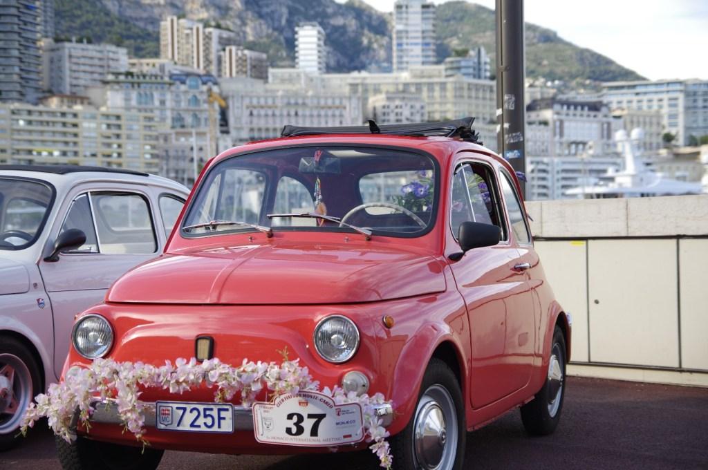 Primo Meeting Internazionale delle FIAT 500 (storiche)