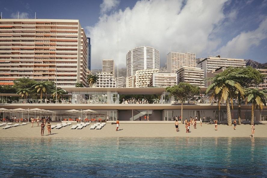 Progetto Spiaggia del Larvotto